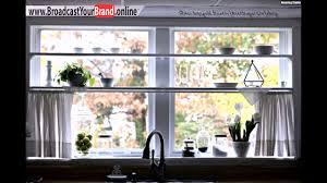 Tipps Ideen Küchenfenster Gewürzregale Fenster Spüle Youtube