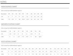 Vivobarefoot Size Chart Chart Images Online