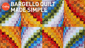 Bargello Quilt Patterns Gorgeous Bargello Quilt Project Made Simple Quilting Tutorial With Angela