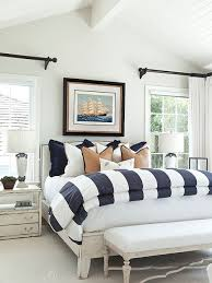 nautica bedroom furniture. Example Of A Coastal Master Carpeted Bedroom Design In Orange County With White Walls Nautica Furniture