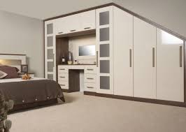 childrens fitted bedroom furniture. 0015 Cream Gloss Childrens Fitted Bedroom Furniture O