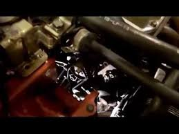 97-02 1.8l mirage timing belt detailed tutorial 1 - YouTube