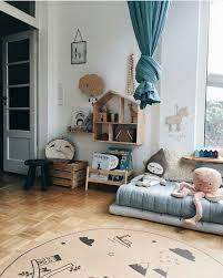 baby girl nursery rug round area rugs kids decor baby shower kids room minimalist design hygge scandinavian style