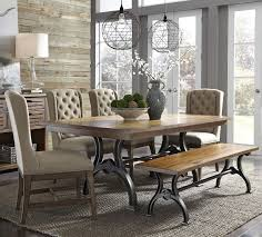 liberty furniture dining table. Liberty Furniture Arlington 6 Piece Trestle Table Set With Bench - Item Number: 411- Dining A