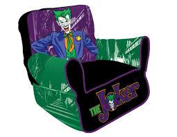 joker bean bag chair batman villain  cool bean bag  pinterest