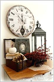 large vintage wall clocks concept with nice antique uk