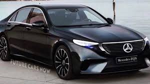 Pricing is yet to be announced. This Is How Production Model Of Electric Car Mercedes Eqs Will Look