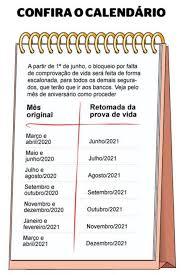 Prova de vida inss pelo celular. Inss Confira O Calendario Para A Prova De Vida De Aposentados E Pensionistas E Veja Como Desbloquear O Beneficio Economia Extra Online