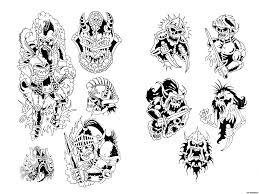 разные эскизы эскизы татуировок татуировки лучшие эскизы фото