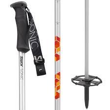 Swix Ski Pole Size Chart Swix Sonic R4 Adjustable Ski Poles 2018 Evo