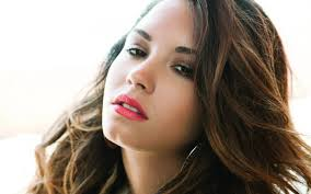 Demi Lovato Red Lips Background Hd рисунок рабочего стола татуировка