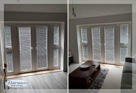 perfect fit venetian blinds on patio