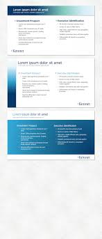 Modern Serious Investment Powerpoint Design For A Company By
