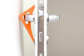 blockystar door stopper on the handle