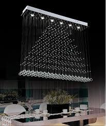 elegant hanging ball chandelier 2016 new long hanging crystal ball chandelier for