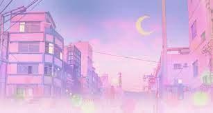 Pink Anime Aesthetic Desktop Wallpapers ...