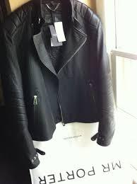 belstaff kendal textured embossed grain leather biker jacket beckham size l 50