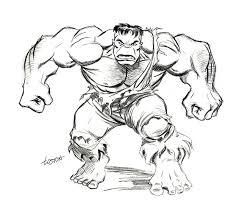 Hulk in one shoulder wrestler. Hulk Coloring Pages 100 Images Free Printable Raskrasil Com