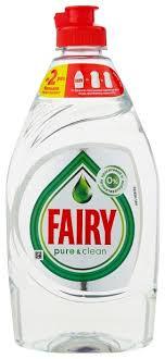 <b>Fairy Средство</b> для мытья <b>посуды Pure</b> & clean — купить по ...