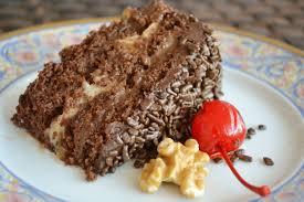 Resultado de imagem para bolo recheado
