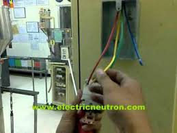 how to install 200 vac 3 phase socket outlet wmv how to install 200 vac 3 phase socket outlet wmv