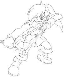Legend Of Zelda Coloring Pages 886 Dreaded Legend Of Zelda Master