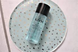 nyx eye lip makeup remover