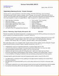 Social Media Marketing Manager Resume Sample Bongdaao Latter