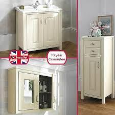 traditional bathroom cabinet furniture