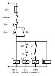 wiring diagram of automatic star delta starter images star delta manual star delta starter wiring diagram tractor parts