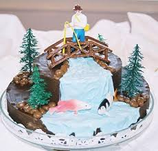 Fishing Grooms Cakejpg 1 Comment