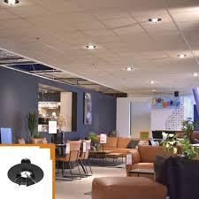 Otis Designs Lighting Fixtures Recessed Ceiling Downlight Led Round Aluminum Otis