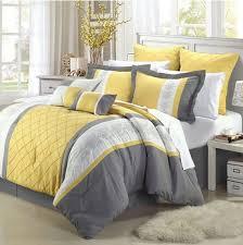 comforter sets yellow bedding