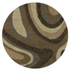 area rugs at home depot 8 foot round area rugs home ink swirl camel 8 ft