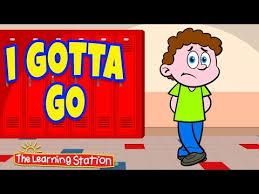 preschool bathroom signs. Bathroom Manners Children\u0027s Song ♫ I Gotta Go Good \u0026 Hand Washing By The Learning Station - YouTube Preschool Signs