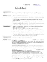 Metallurgical Engineer Sample Resume Metallurgical Engineer Sample Resume Nardellidesign 6