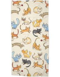 cool beach towel designs. Product Title: Cats Hero Shot Cool Beach Towel Designs