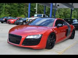 black audi r8 convertible. used 2009 audi r8 2dr coupe 42l man quattro for sale in fuquay varina black convertible