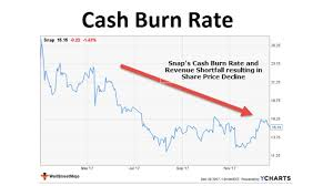 Project Burn Rate Chart Cash Burn Rate Analysis Calculate Cash Burn