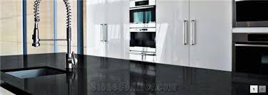 midnight black quartzita collection quartz stone kitchen countertop