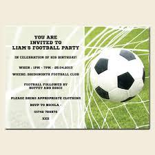 Football Invitation Template Invitation Football Themed Invitation Template Trailtorecovery Org