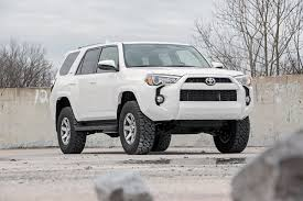 Rough Country 3in. 4Runner Lift Kit 2010-2018 4WD [76620 ...