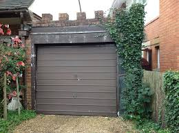 dark brown garage doorsGarage Door Installations  Marchwood Southampton