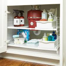 Cabinet Organizers Kitchen Cabinet Storage Shelf Organization