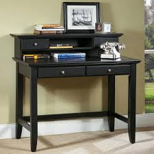 small home office space with modern desk designs astonishing black desk with drawers for hallway