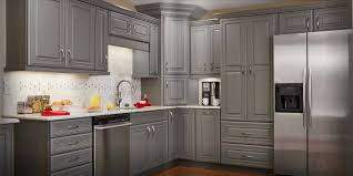 Gray Stained Kitchen Cabinets Ideas Grey 23 Verdesmoke Com Light