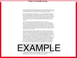 plato vs aristotle essay research paper academic service plato vs aristotle essay aristotle vs plato comparison aristotle and plato were philosophers in ancient
