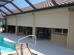 roll down hurricane shutters cost