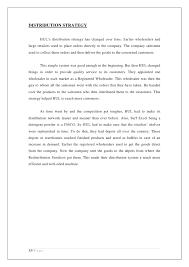 Brand Dossier Surf Excel Word Doc