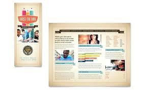Free Tri Fold Brochure Templates Word Free Tri Fold Brochure